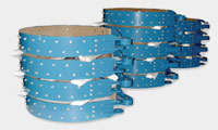 riveted and bolted brake bands
